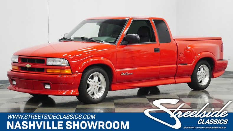 For Sale: 2000 Chevrolet S-10