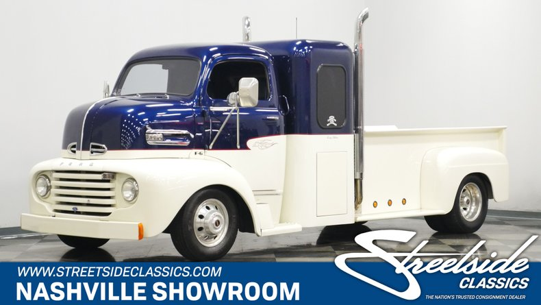 For Sale: 1948 Ford Cabover
