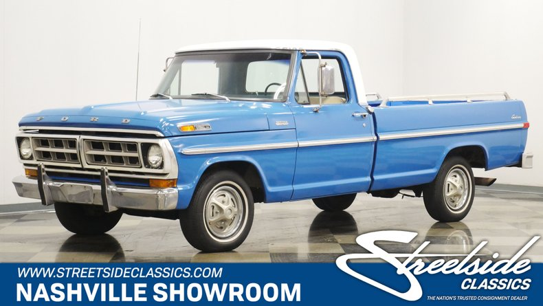 For Sale: 1971 Ford F-100