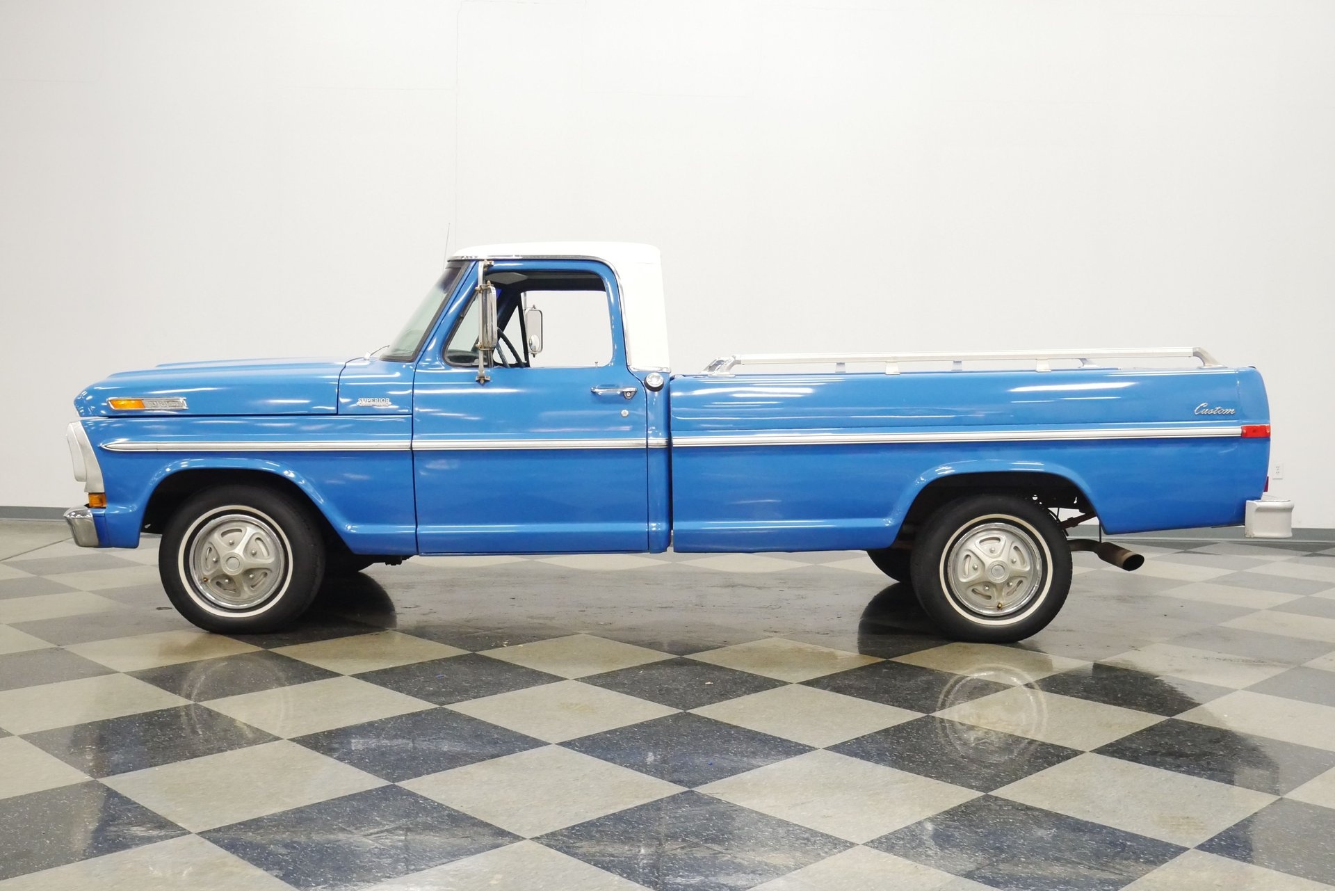 1971 ford f 100