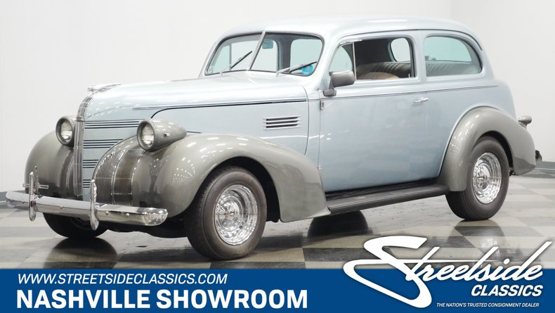 For Sale: 1939 Pontiac Deluxe
