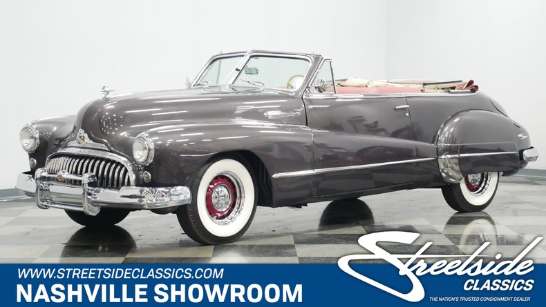 For Sale: 1947 Buick Super Series 50