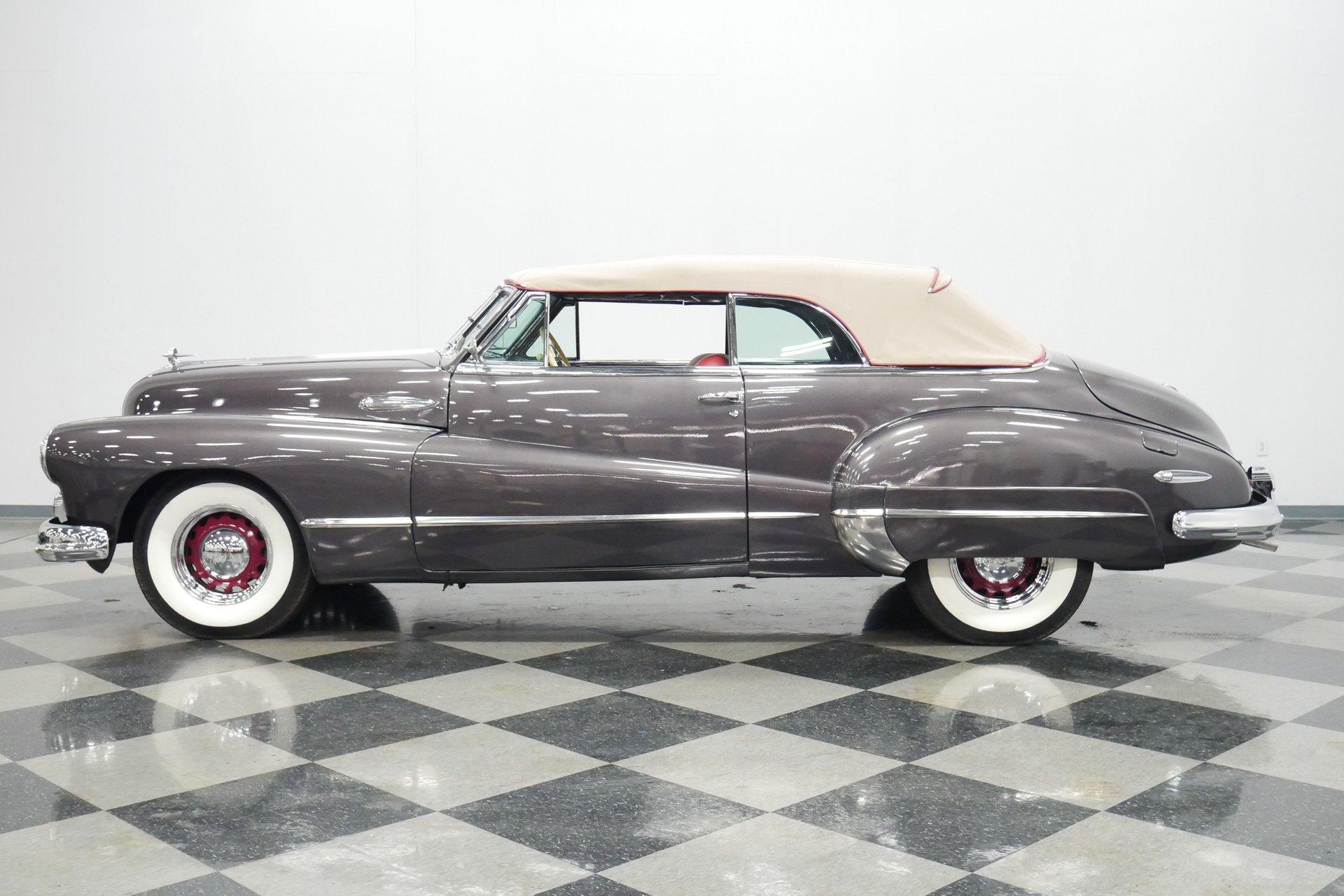 1947 buick super series 50 convertible