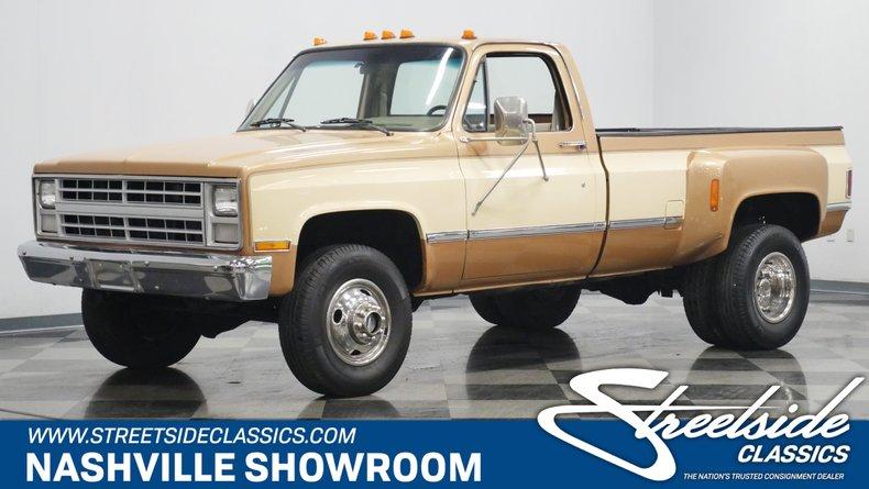 For Sale: 1986 Chevrolet K30