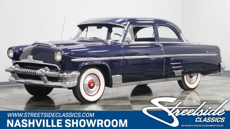 For Sale: 1954 Mercury Customline