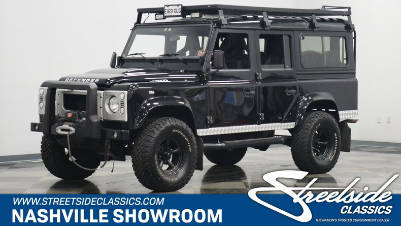 For Sale: 1988 Land Rover Defender