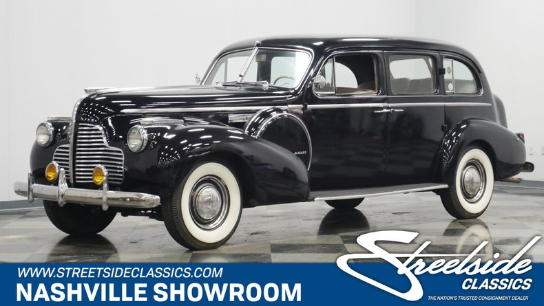 For Sale: 1940 Buick Limited Series 90