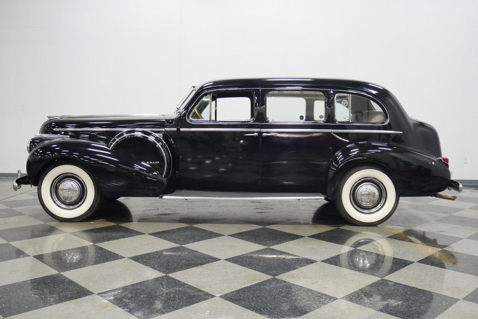 1940 buick limited series 90 sedan