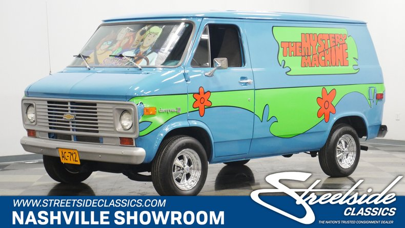 For Sale: 1973 Chevrolet G10