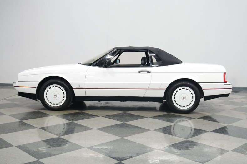 1991 Cadillac Allante Used 18 995 Vin 1g6vs3382mu126218 Dealerrater Com