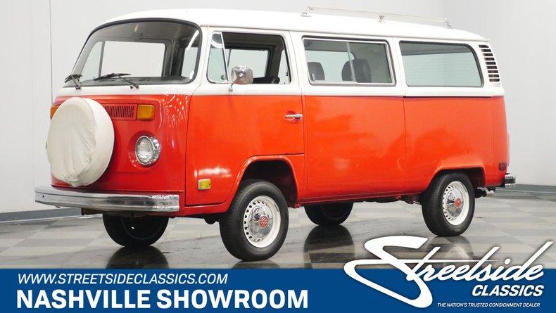 For Sale: 1979 Volkswagen Bus