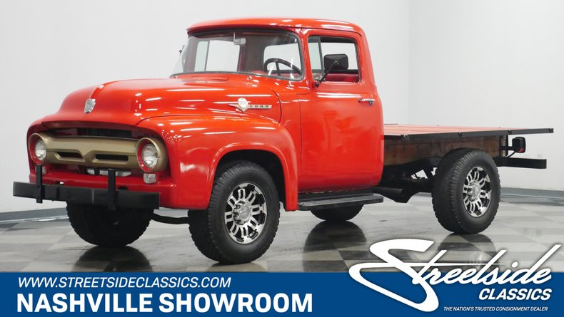 For Sale: 1956 Ford F-250