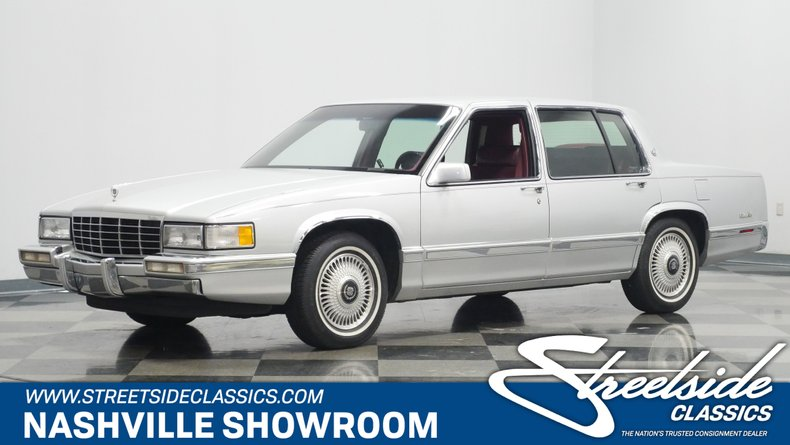 For Sale: 1993 Cadillac DeVille