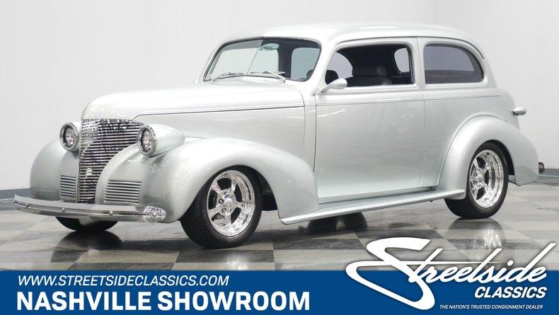 For Sale: 1939 Chevrolet Sedan