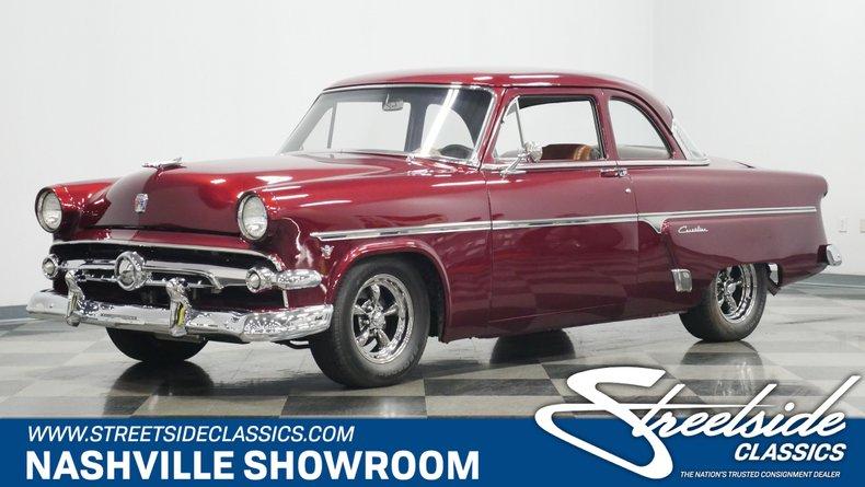 For Sale: 1954 Ford Crestline