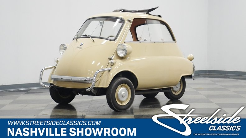For Sale: 1957 BMW Isetta