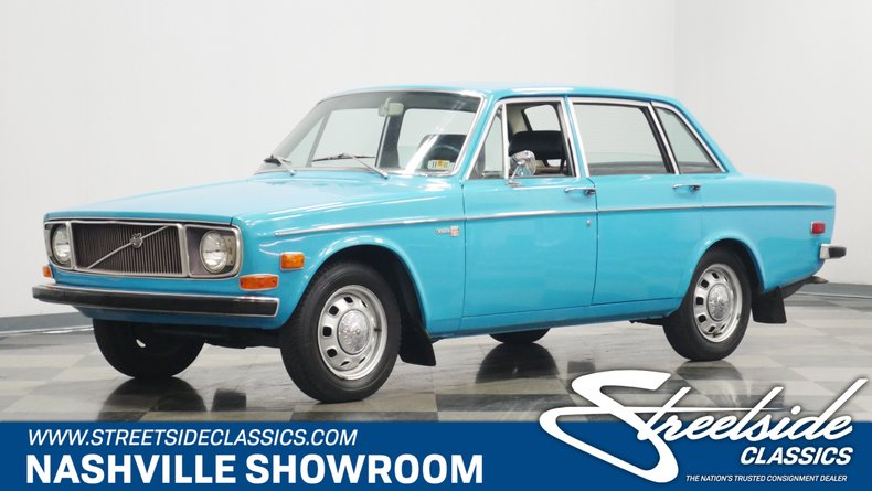 For Sale: 1971 Volvo 144S
