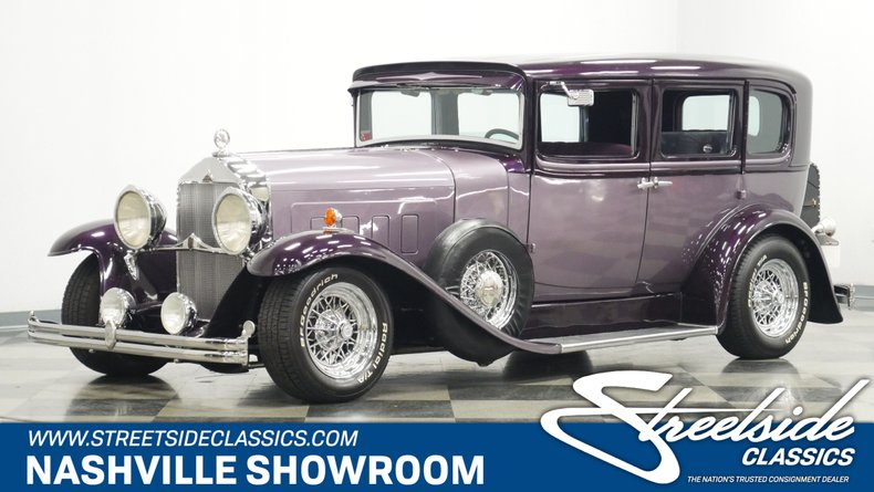 For Sale: 1930 Willys Knight
