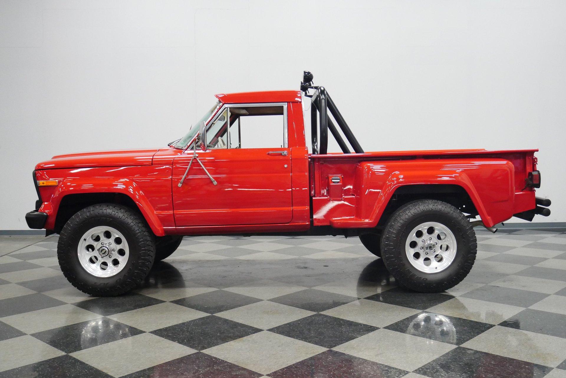 1980 jeep j10 honcho sportside