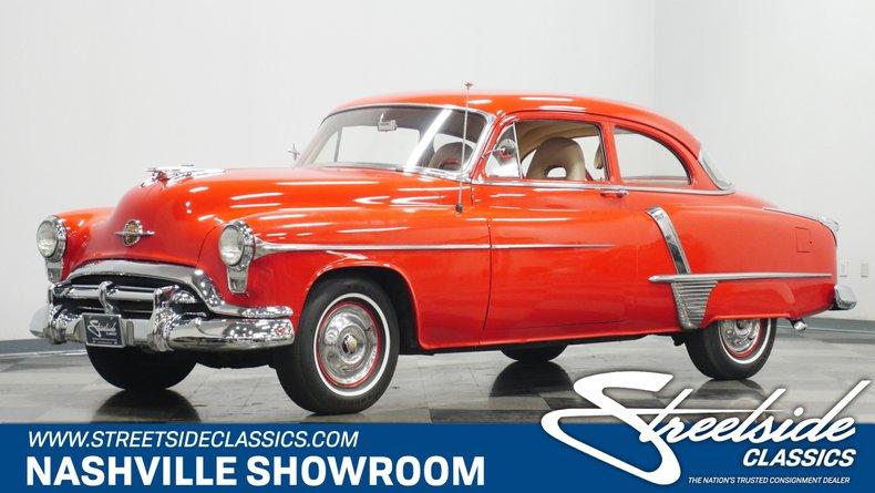 For Sale: 1951 Oldsmobile Super 88