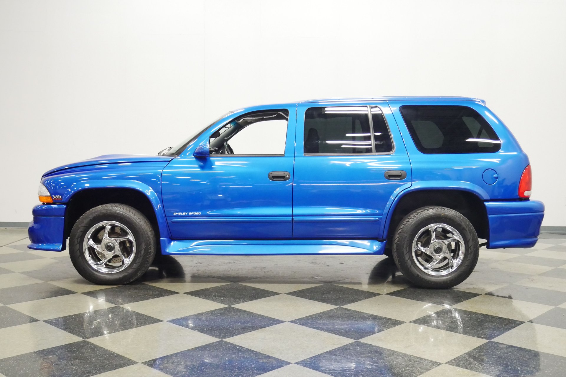 1999 dodge durango shelby sp360 supercharged