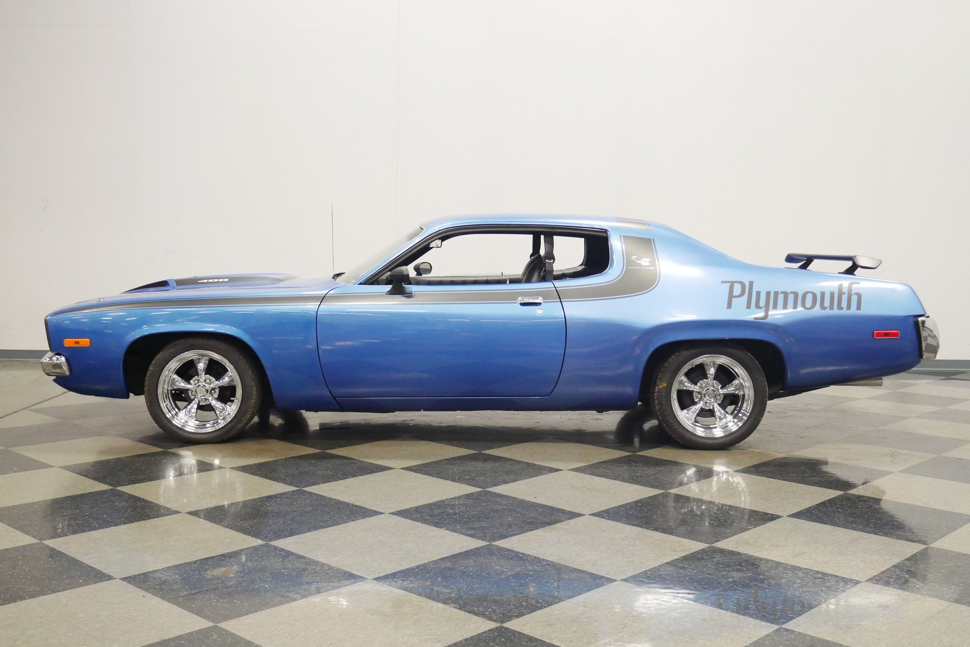 1973 plymouth road runner tribute