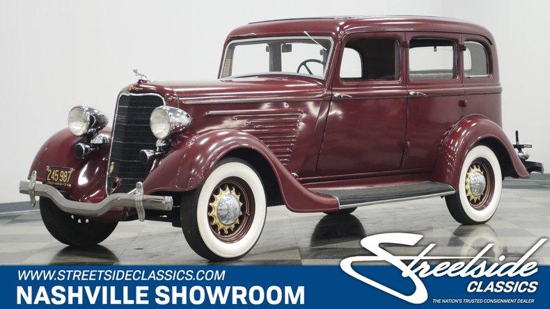 For Sale: 1934 Dodge DR Sedan