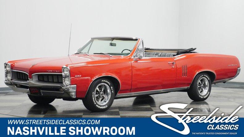 For Sale: 1967 Pontiac LeMans