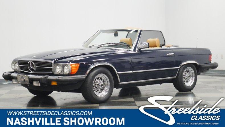 For Sale: 1982 Mercedes-Benz 380SL