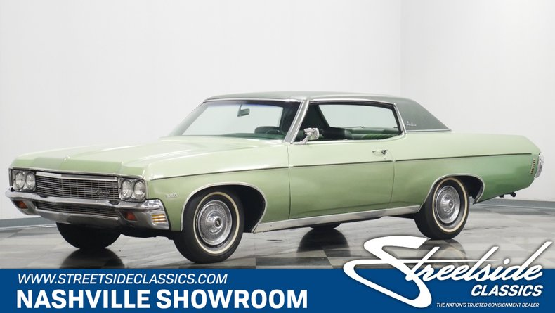 For Sale: 1970 Chevrolet Impala
