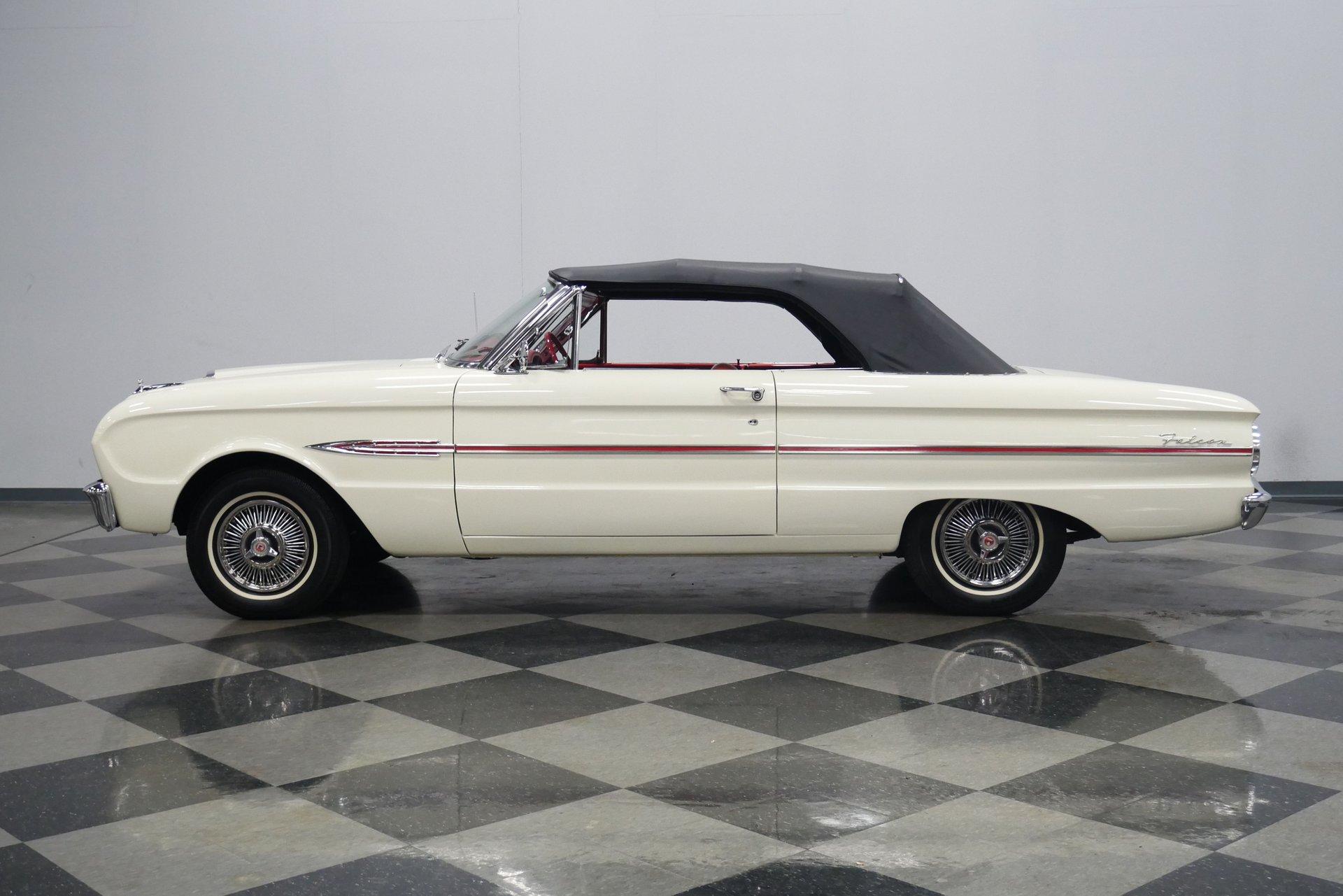 1963 ford falcon futura sports convertible