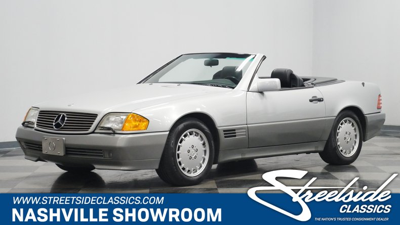 For Sale: 1990 Mercedes-Benz 500SL