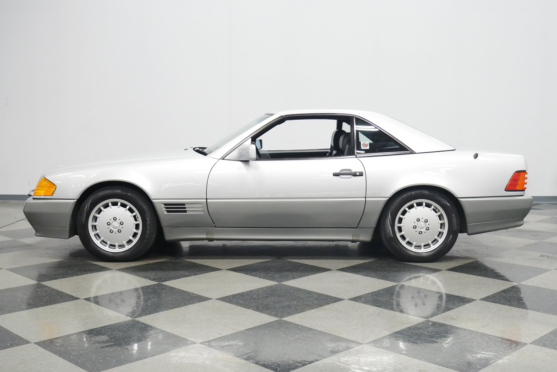 1990 mercedes benz 500sl