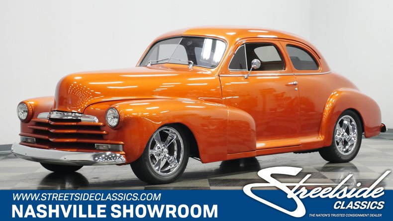 For Sale: 1947 Chevrolet Stylemaster