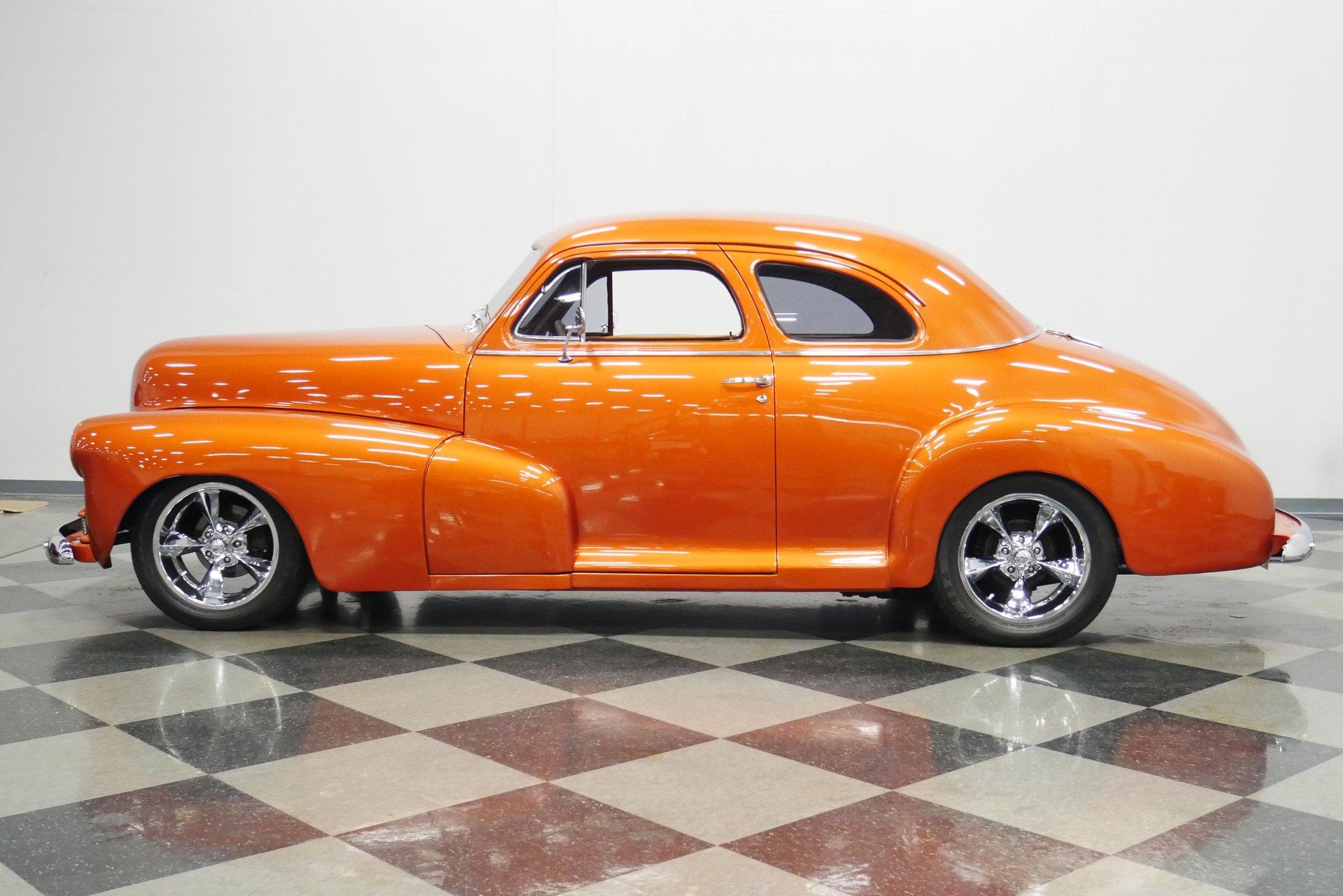 1947 chevrolet stylemaster 2 door coupe