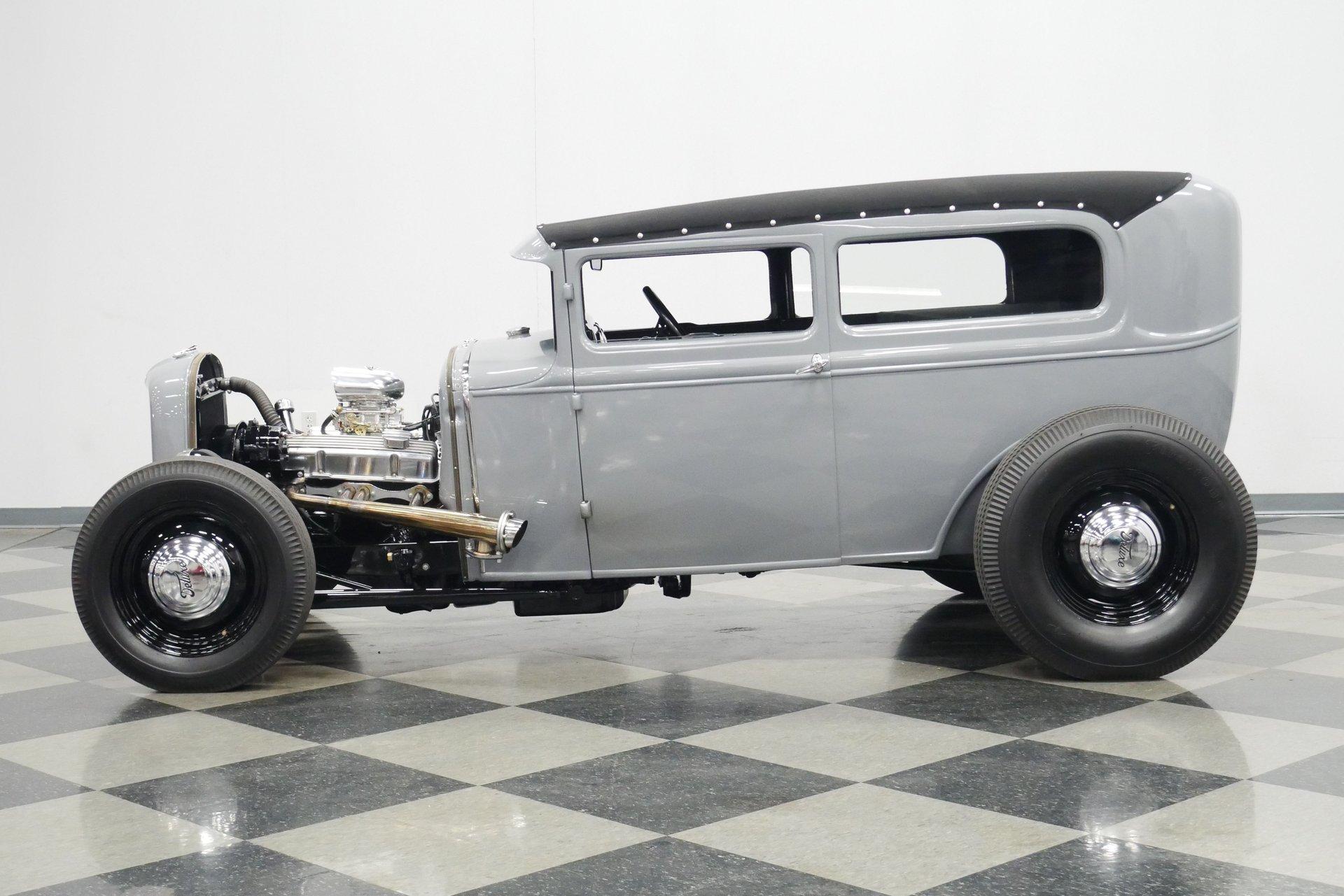 1930 ford model a hotrod
