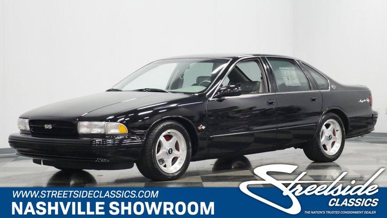 For Sale: 1995 Chevrolet Impala