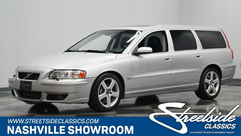 For Sale: 2005 Volvo V70R
