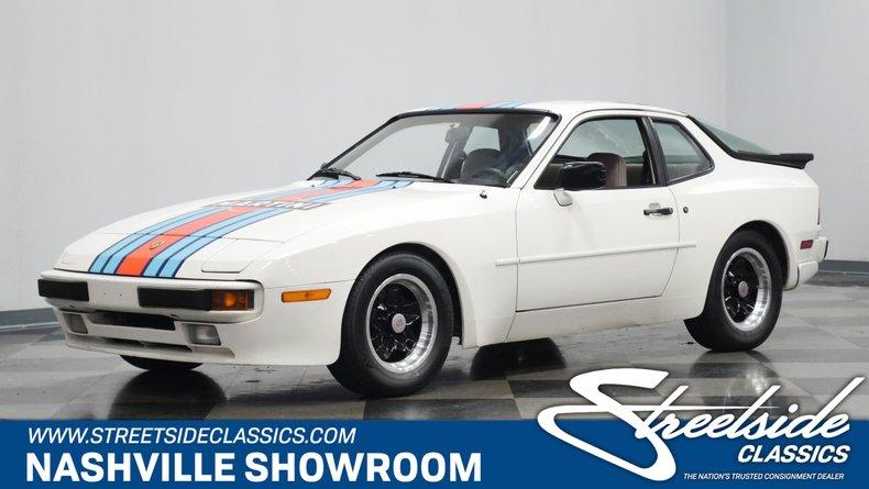 For Sale: 1983 Porsche 944