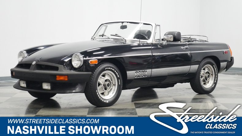 For Sale: 1979 MG MGB Limited Edition