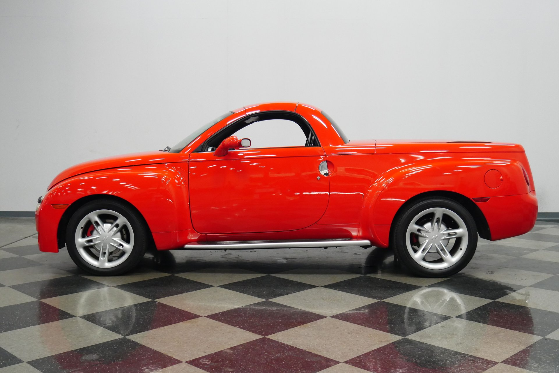 2003 chevrolet ssr supercharged