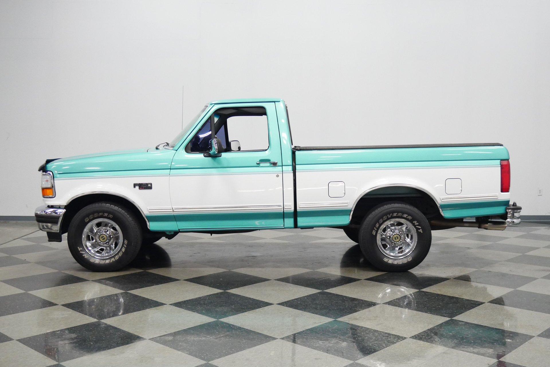 1995 ford f 150 xlt