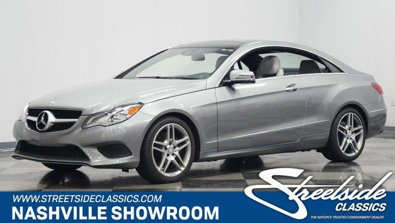 For Sale: 2014 Mercedes-Benz E350