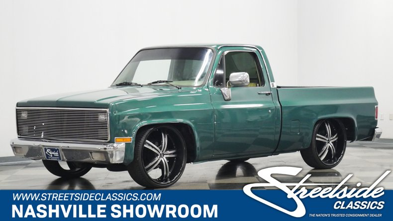 For Sale: 1981 GMC C10