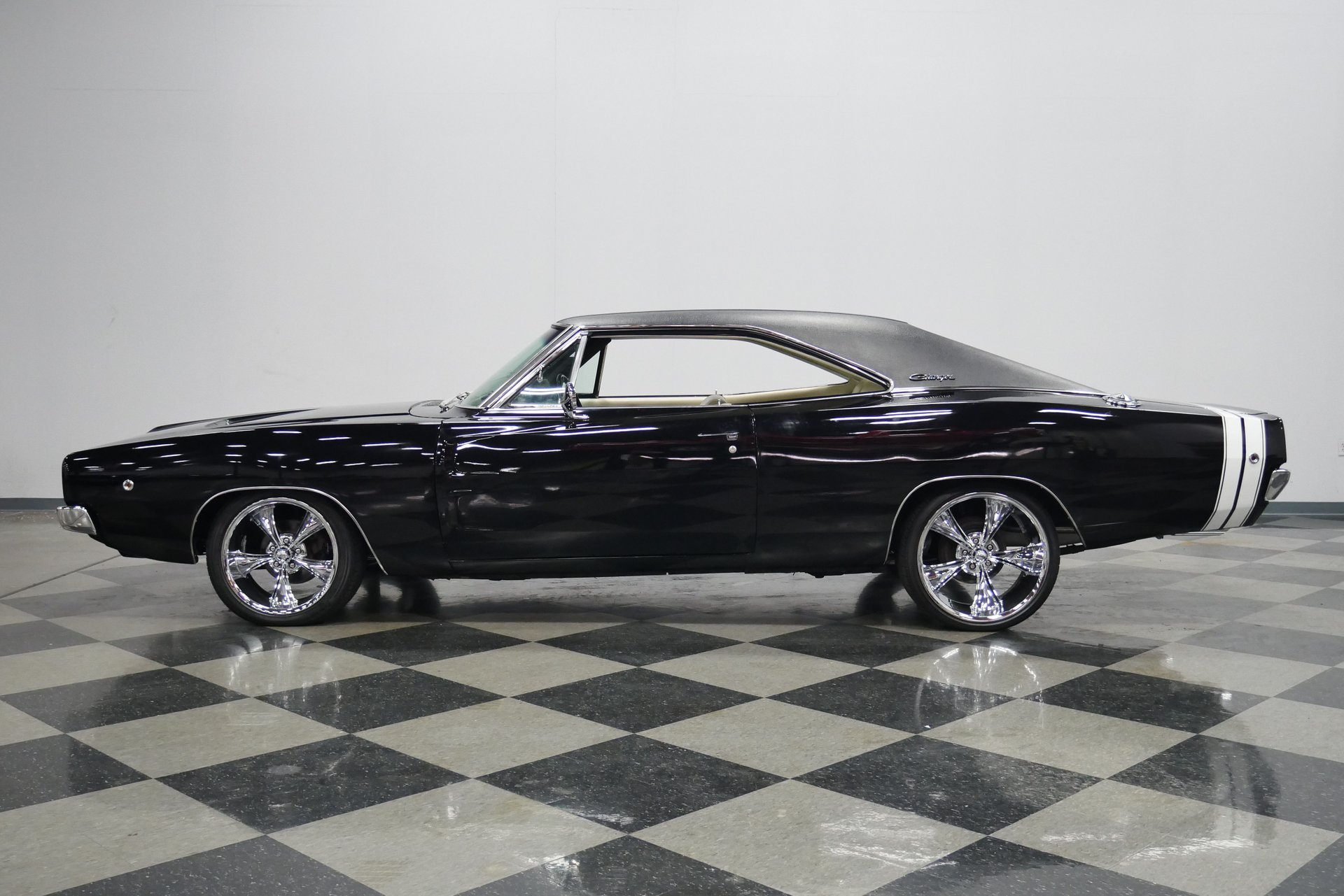 1968 dodge charger r t tribute