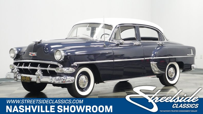 For Sale: 1954 Chevrolet 210