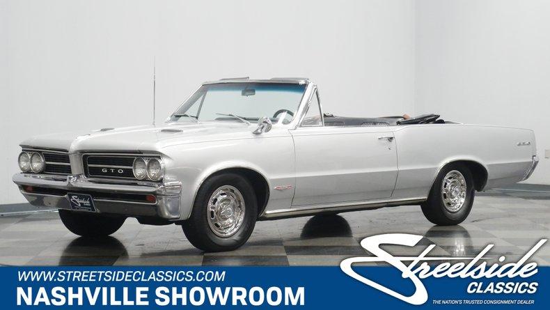 For Sale: 1964 Pontiac LeMans
