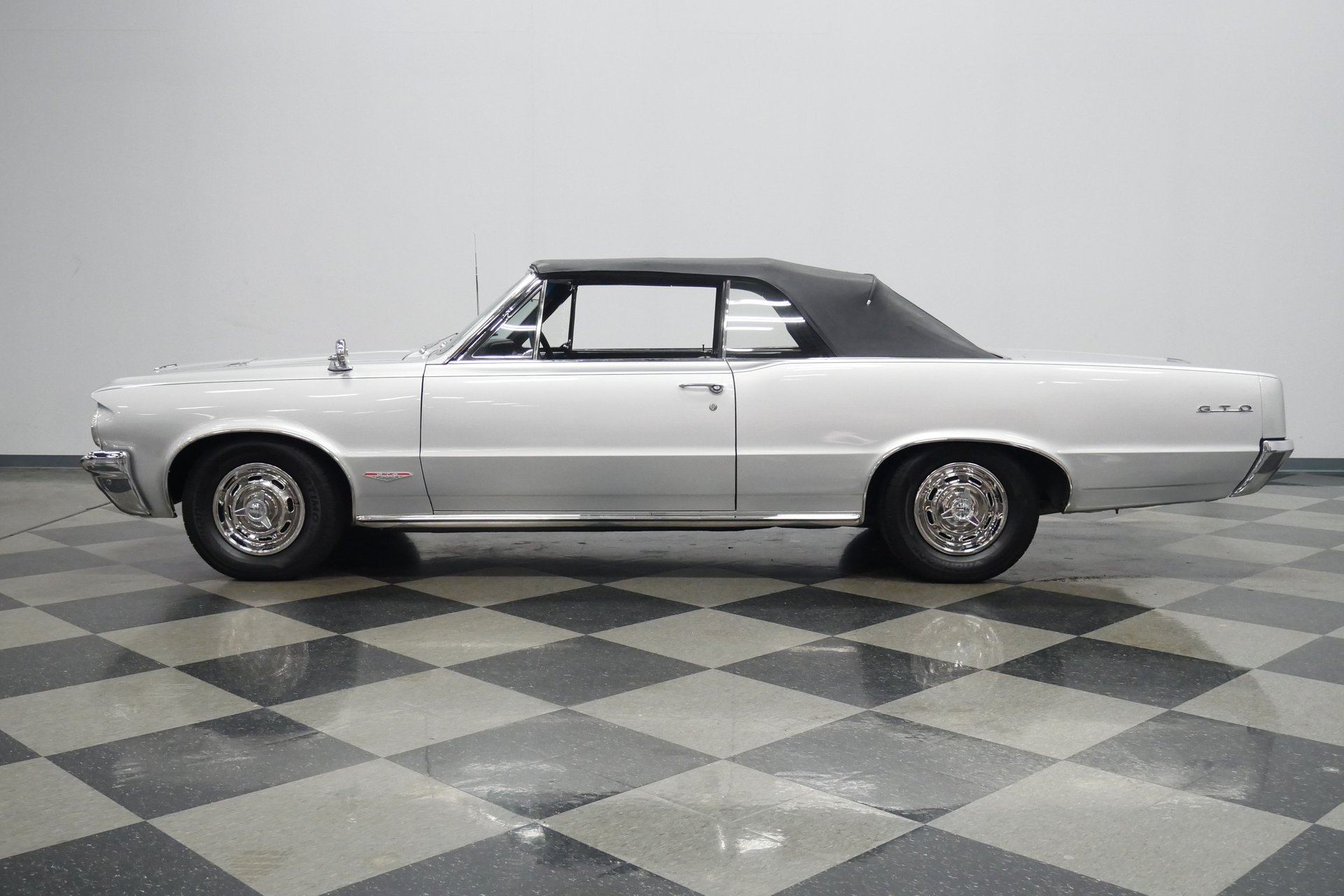 1964 pontiac lemans gto tribute convertible