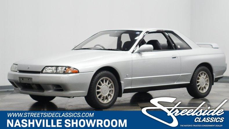 For Sale: 1991 Nissan Skyline