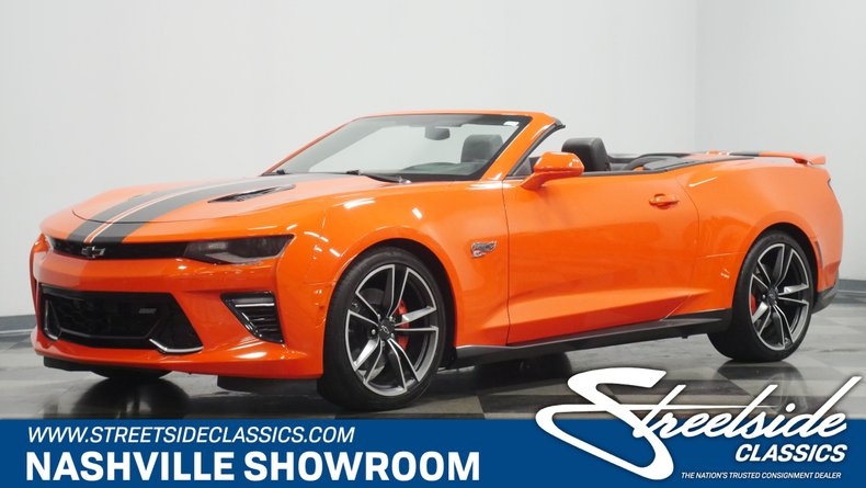 For Sale: 2018 Chevrolet Camaro